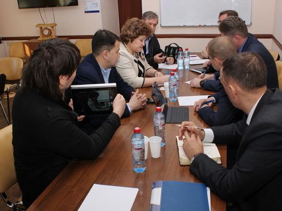 В Улан-Удэ ТГК-14 и общественники договорились о сотрудничестве