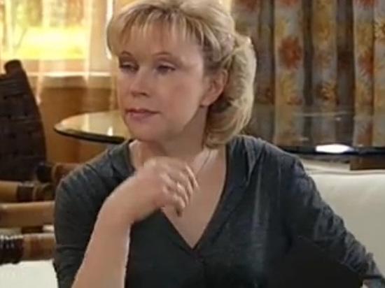 Актриса Ирина Сенотова в реанимации: несколько раз отказывалась от госпитализации