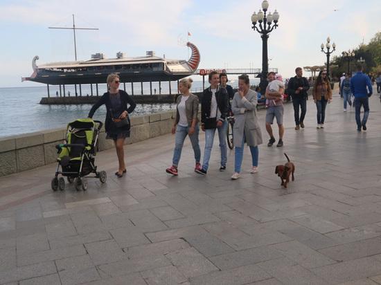 Названа стоимость летнего отдыха на курортах Крыма