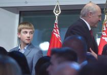 Похорошевшего Колю Лукашенко сравнили с принцем Уильямом