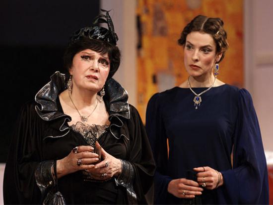 Последняя роль Быстрицкой: «Не буду играть старуху, я должна быть красивой»