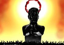Что такое Пасха? Нежизнеспособный реликт, отмирающий атавизм уходящей христианской эры? Или, может быть, чье-то злонамеренное изобретение, эксплуатирующее чувства примитивных масс? Смотрим мы на Пасху как на музейную достопримечательность, дошедшую до нас от наивных предков, или как на мракобесие корыстолюбивых попов — неважно