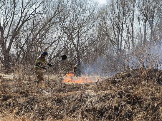 В Мордовии из-за пала сгорели еще три дома