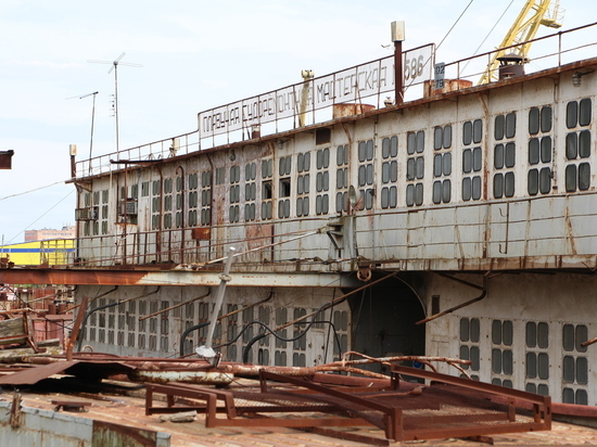 Гибель «Кубанского речного пароходства» больше похожа на убийство