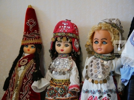 «Исэнме, мин Айгол»: в Татарстане появятся говорящие по-татарски куклы