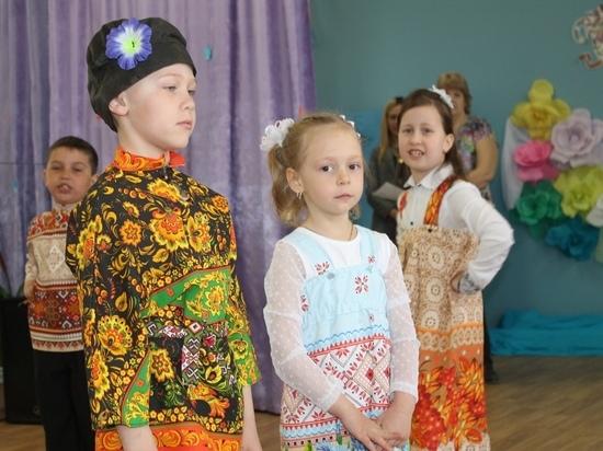 Детский фестиваль состоялся в Тверской области