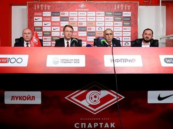 Известный футбольный агент Алексей Сафонов — о ситуации в красно-белом клубе