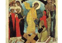 Епископ Ряховский призвал христиан в Пасху явить миру живого Христа