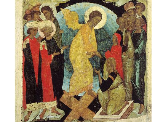 Евангельский рассказ о Пасхе — это история, которая никогда не теряет своей актуальности