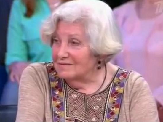 Израильская сестра Элины Быстрицкой начала борьбу за ее квартиру