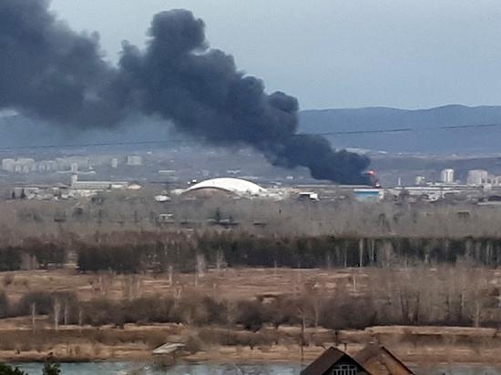 Обороноспособность страны из-за пожара на заводе в Красноярске не повлияет