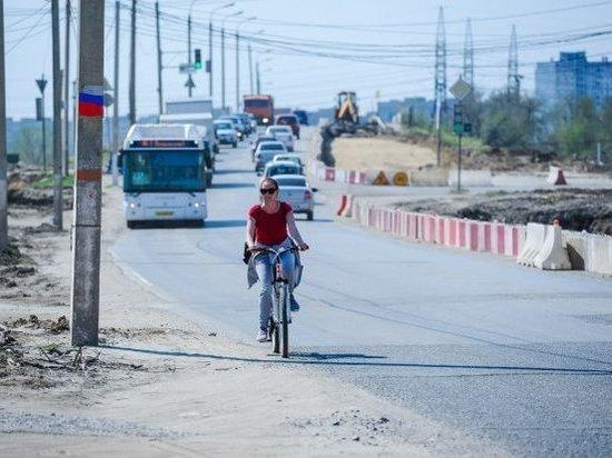 Восстановленная улица Героев Тулы избавит Волгоград от большегрузов