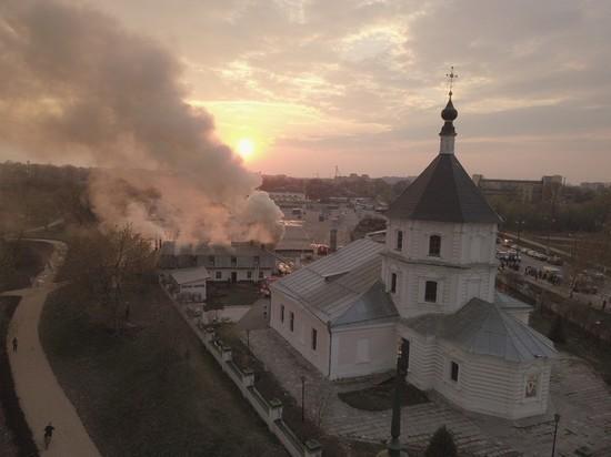 Тверские храмы перед Пасхой проверили на пожарную безопасность