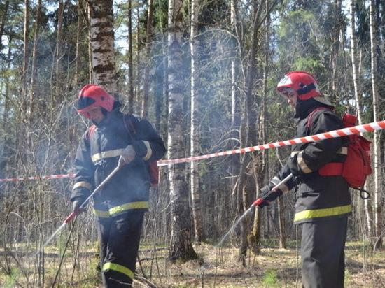В Иванове прошла противопожарная тренировка