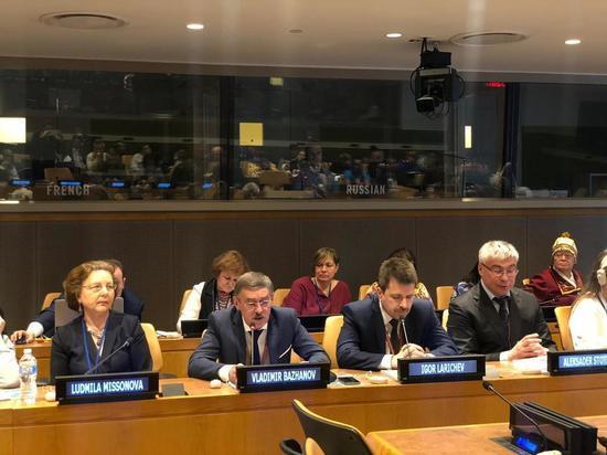 ПОРА предложил ООН создать электронную базу языков коренных малочисленных народов