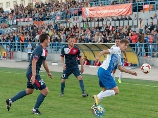 Футбол в Крыму: боевая ничья в остросюжетном крымском дерби