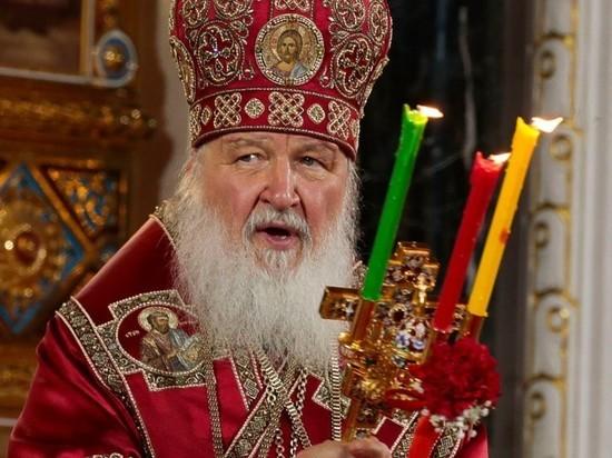 """Патриарх поздравил с Пасхой: """"Остерегайтесь компромисса со злом"""""""