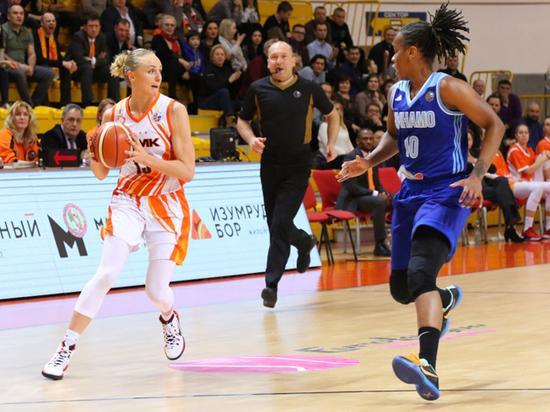 «Даже на тренировках учишься у лучших баскетболисток мира, подсматриваешь какие-то нюансы игры»