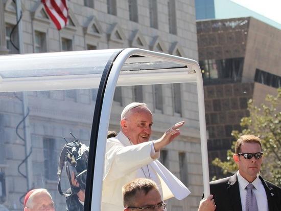 Папа Римский поздравил прихожан Восточных церквей с Пасхой