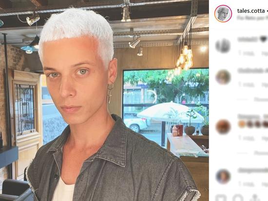 Бразильский манекенщик умер после падения на подиуме