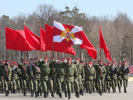 Отдельная дивизия оперативного назначения пройдет с «калашами» 200-й серии