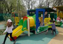 Юные москвичи получили прекрасные спортивные и игровые площадки