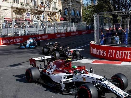 Ф1 в Баку: рекорд «Мерседеса», провал «Феррари» и нелепая авария Квята