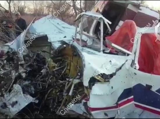 Дело о крушении Як-18 расследуется в Хабаровском крае