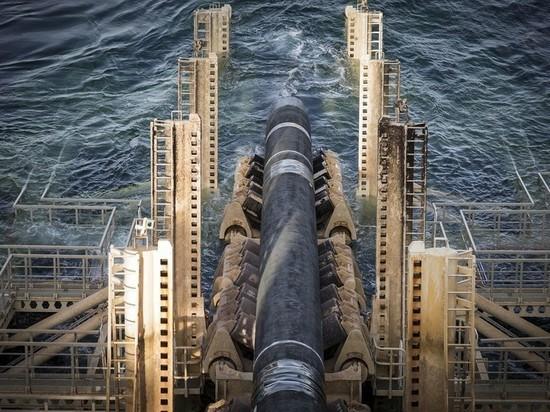 """СМИ: """"Северный поток - 2"""" позволит европейцам экономить €8 млрд в год"""