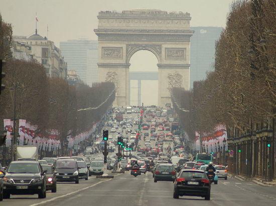 Париж поднимет вопрос отмены антироссийских санкций на общеевропейском уровне