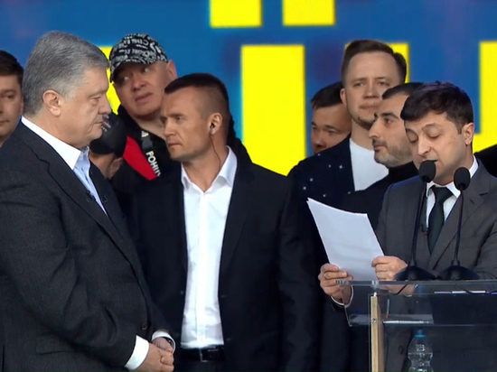 Большинство россиян равнодушно отнеслись к украинским выборам