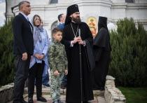 Александр Матовников посетил православный приют на Ставрополье
