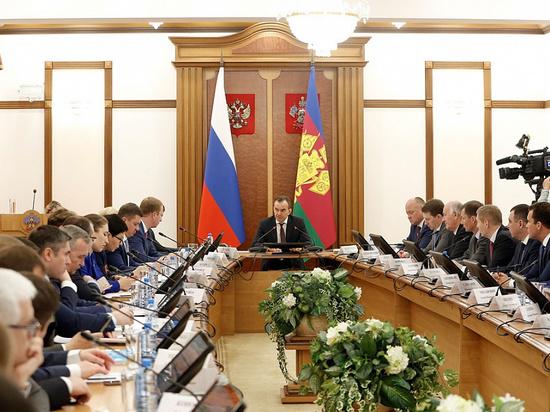 За первый квартал в бюджет Краснодарского края поступил 61 млрд рублей