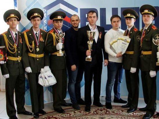 Ноябрьские кадеты победили в окружной спартакиаде молодежи