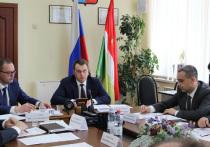 В Кондрово обсудили подготовку объектов ЖКХ к работе в осенне-зимний период