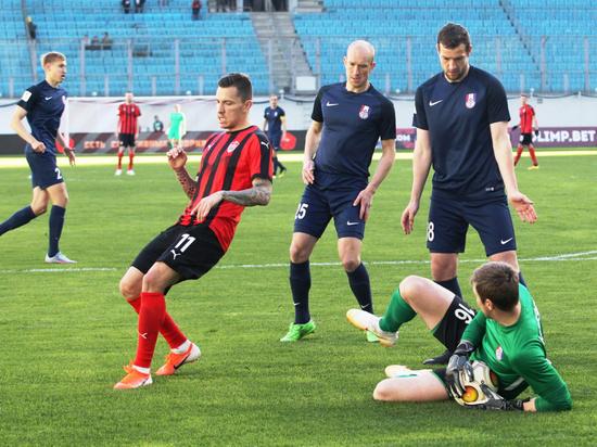 ФК «Мордовия» и «Химки» сильнейшего не выявили