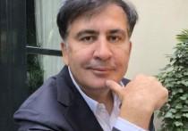 Саакашвили обозвал Путина