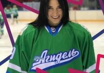В России выбрали самую красивую хоккеистку страны