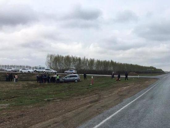 Один погиб и двое пострадали в крупном ДТП на трассе «Саранск-Ульяновск»
