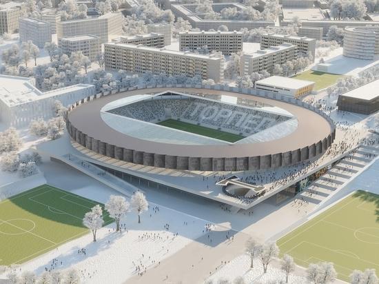 Проект реконструкции стадиона «Торпедо» оценили в 7 млрд