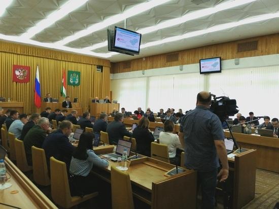 Малые закупки и цифровое вещание обсуждались в калужском правительстве
