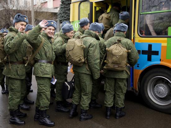 План по призыву в Хабаровске выполнен на 96 процентов