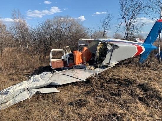 Крушение ЯК-18 под Хабаровском расследуют специалисты МАК