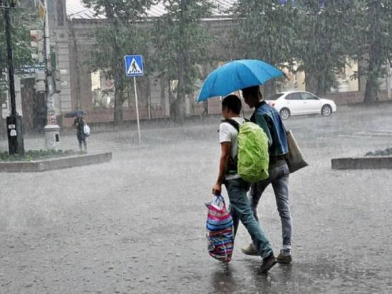 Дождливую погоду обещают на майские праздники в Хабаровском крае
