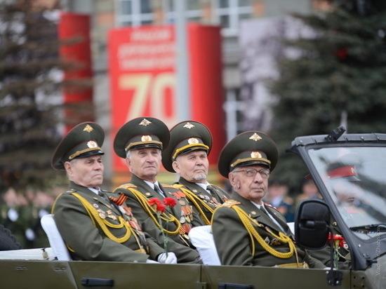 «Стареть некогда: к параду Победы в Екатеринбурге готовимся»