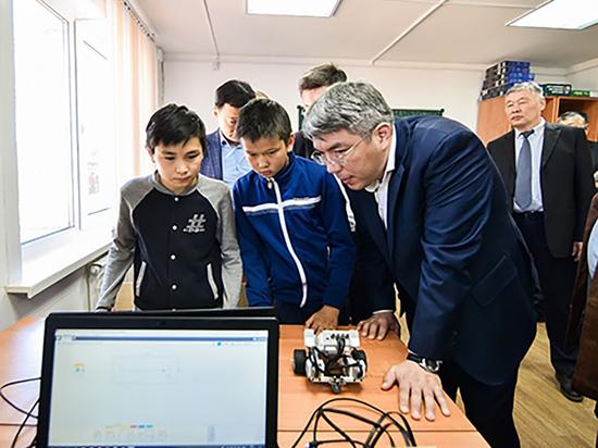 Он сказал: «Поехали» или о том, как глава Бурятии Баргузин и Курумкан инспектировал