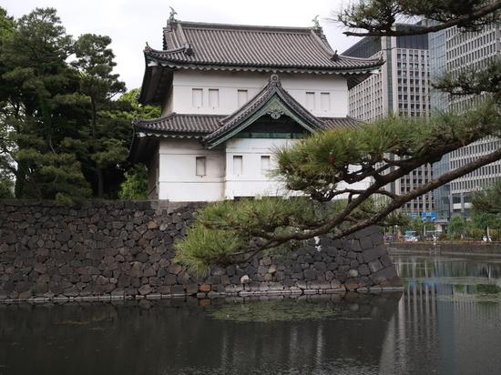 В Токио началась церемония отречения императора