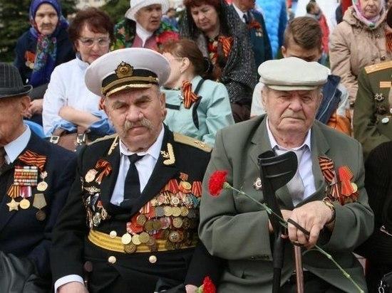 Президент Путин поздравит с Днём Победы почти 9000 жителей Мордовии