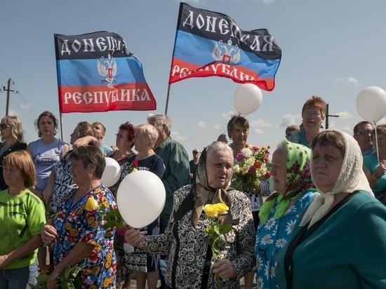 Ранее он сообщил о том, что Путин подпишет указ о предоставлении гражданства жителям ЛДНР