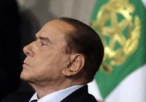 Экс-премьер Италии Сильвио Берлускони срочно госпитализирован